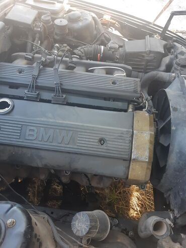 bmw-520 в Кыргызстан: BMW 520 2 л. 1992