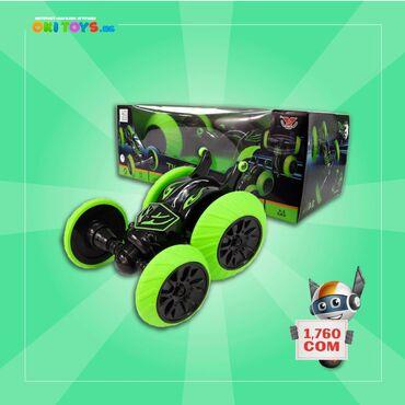 """веритас швейная машинка в Кыргызстан: Радиоуправляемая детская машинка «Stunt Car» SY008Компания """"Okitoys"""""""