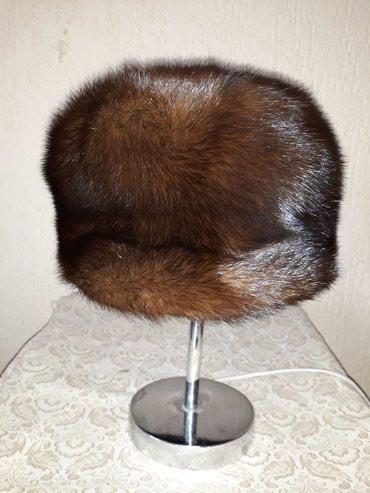 Продаю норковую шапку.в отличном в Бишкек