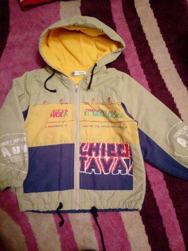 Куртка детская,весенняя. на 2-3 года. в Бишкек