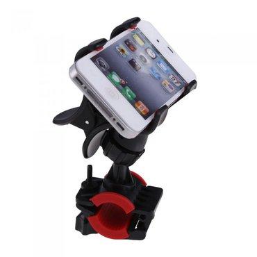 Nosac telefona za biciklu  Za volane od 15 do 30mm Veoma jaka - Beograd