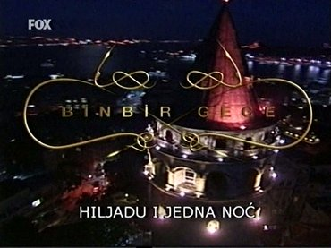 1001 noć - binbir gece - Boljevac