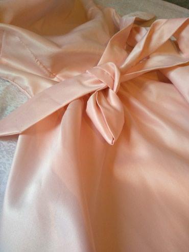 Платье нарядное!!! 44_46 размер ( длина в пол ) состояние нового!! в Кок-Ой