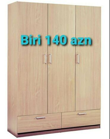 satış işi in Azərbaycan   DIGƏR IXTISASLAR: 3 qapili dolablar 140 Azn KV deyil Sadce biriTopdan qiymete perakende