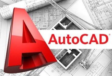 Bakı şəhərində Autocad Programin yazilmasi 20