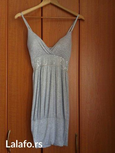 Pamucna haljina sa korpama. Velicina S-M - Beograd