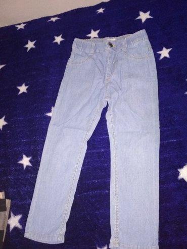 Летние джинсы на 4-5 лет в Кант
