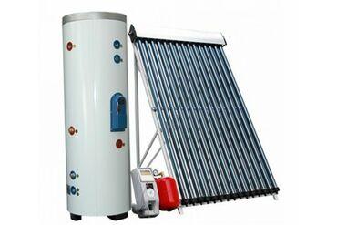 Установка: Солнечных водонагревателей. Вакуумный солнечный коллектор