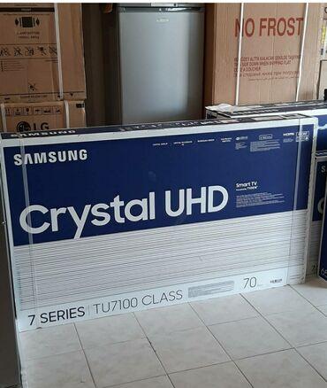 Televizor . Televizor Samsung UE70TU7100 Kredit yoxdurTelevizor
