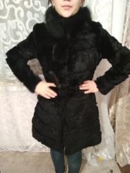 бобер и в Кыргызстан: Шуба бобер, воротник песец. В хорошем состоянии, носила редко