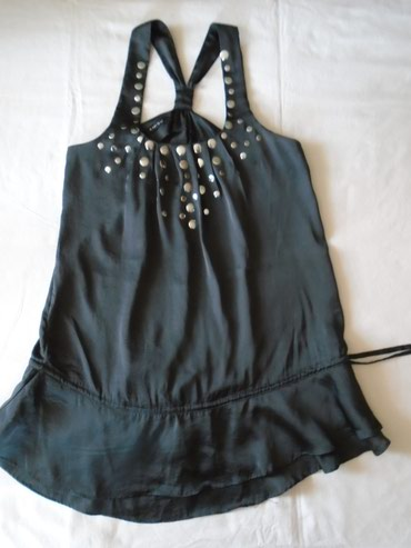 Amisu tamnosiva tunika, jednom nošena. Odlična za izlazak ili neku - Belgrade