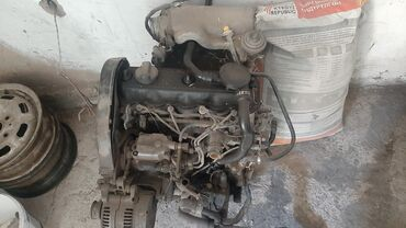 Транспорт - Буденовка: Срочно Мотор от фольксваген кадди 1.9 дизель электро аппаратура в и