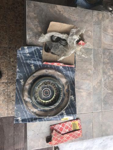 Рем Комплект на ступицу моста Ман в Кант