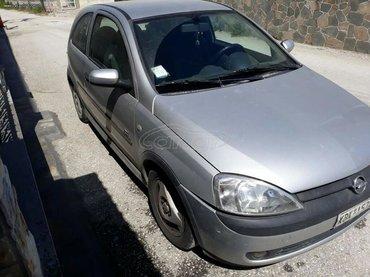 Opel Corsa 1.4 l. 2001 | 161000 km