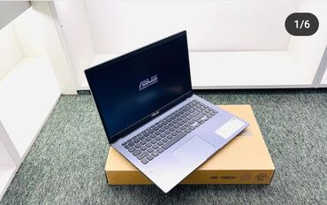 индюшата биг 6 цена бишкек в Кыргызстан: Ноутбук-для сложных задач-Asus Laptop-модель-X509J-процессор-core