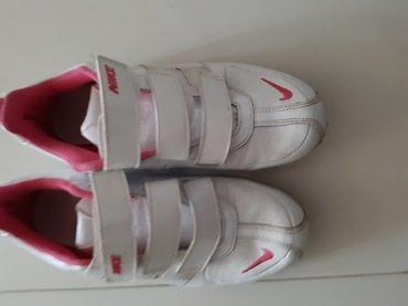 Patike Nike br.37.5 kao nove neostecene koza - Backa Palanka