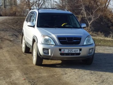 chernaja chery в Кыргызстан: Chery Tiggo (T11) 2.4 л. 2007