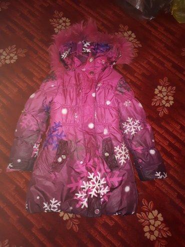 Куртка подростковая зимняя.. размер: в Бишкек