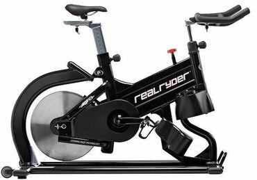 Realryder spin bike indoor cycle