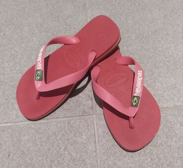 Havaianas EU 33-34 girl Original pink colour Brand new