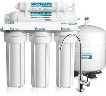 Bakı şəhərində Apec revers osmosis su filter sistemi: