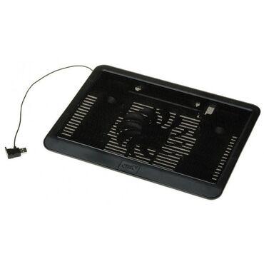 для ноутбука подставка в Кыргызстан: Подставка-кулер для ноутбука Notebook Cooler N19, с активным