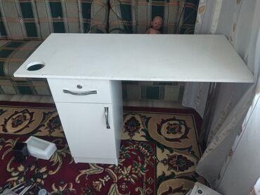 Личные вещи - Юрьевка: Срочна продаю маникюрные стол