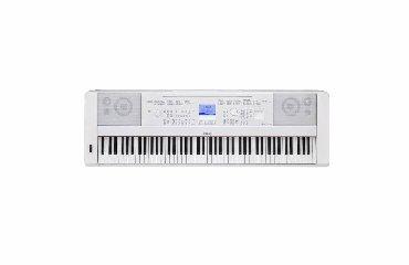 Цифрового фортепиано Yamaha DGX-660BКлавиатура — 88 взвешенных