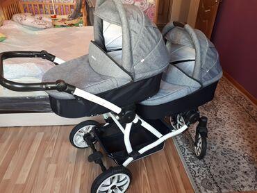 чехлы для гироскутера в Кыргызстан: Продаю коляску для двойни Bebetto42. Состояние как на фото-фото