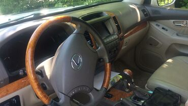 Lexus GX 4.7 л. 2004 | 186000 км