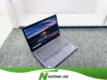 айфон 8 цена ош in Кыргызстан | APPLE IPHONE: Ноутбук- Для профессиональных задач  - Lenovo ThinkPad   -модель- T480