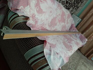 Декор для дома в Ак-Джол: Продаю карниз для штор. Длина 2,5 метра. 100 сом