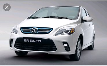 Электромобиль BAIC EV 200 Производство в Бишкек