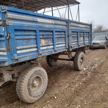 82 traktor - Azərbaycan: Traktor qoşqusu