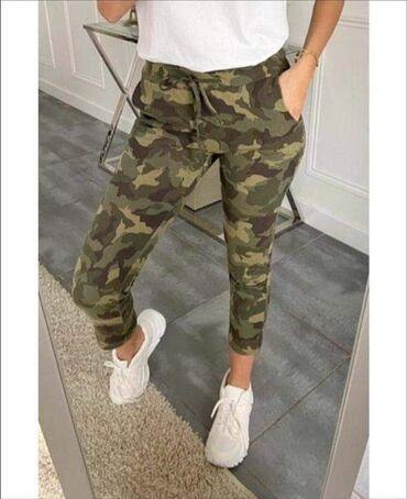 Maskirne pantalone - Srbija: Maskirne pantalone 1300 din S,m,l,xl