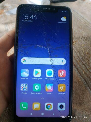 Б/у Xiaomi Redmi Note 6 Pro 64 ГБ Черный