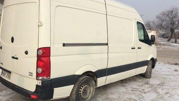 Продаю Volkswagen Крафтер (crafter)холодильник. Машина свежепригнана,  в Бишкек