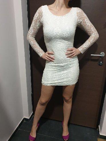Mala bela haljina vel S. Kao nova obučena jednom bez ikakvih - Crvenka