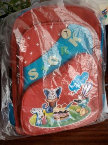 Новый школьный рюкзак для девочки, Токмак, микр. в Токмак