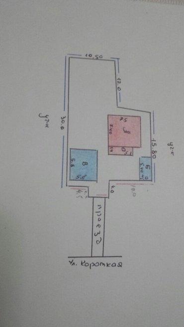 Продаю земельный участок в Нижней в Бишкек