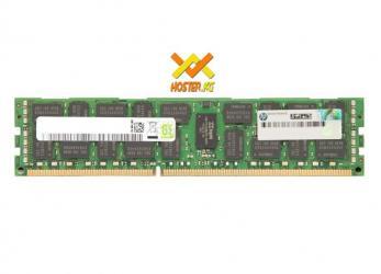 серверы 02 в Кыргызстан: Серверная память HP 16 GB (1x16GB) Dual Rank x4 PC3-12800R Reg - 10000