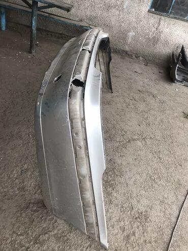 Задний бампер Мерседес w220 (лиса)