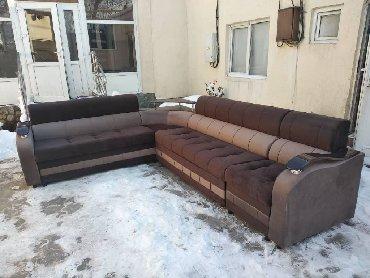 ами мебель кухонный угловой диван николетти в Кыргызстан: Мягкая угловая диван галант доставка и установка по городу бесплатно