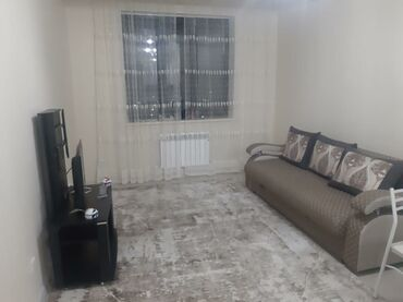 Apartment for rent: Studio, 50 sq. m, Bishkek