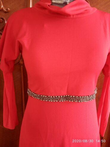 Женская одежда - Кашка-Суу: Шикарное вечернее платье!!!