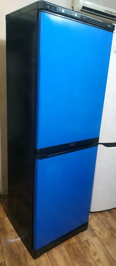 сколько стоит камера в бишкеке в Кыргызстан: Б/у Двухкамерный Черный холодильник Stinol