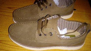 туфли замшевые новые размер 44  на узкую ногу! цена 2200 в Бишкек