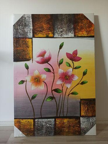 Kućni dekor - Vrbas: Nova slika, 2000 din Dimenzije 90 x 60 cm
