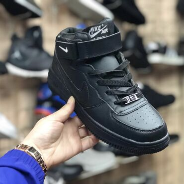 Кроссовки и спортивная обувь - Лебединовка: Nike Air Force .Наш адрес Рынок Дордой Мир обуви 68 АВозможна