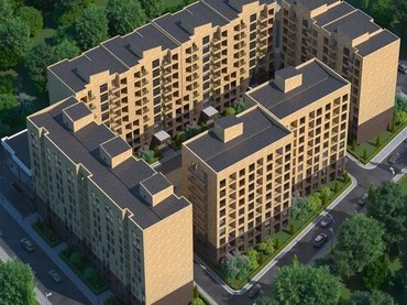 Продаю квартиру в строящемся в Бишкек